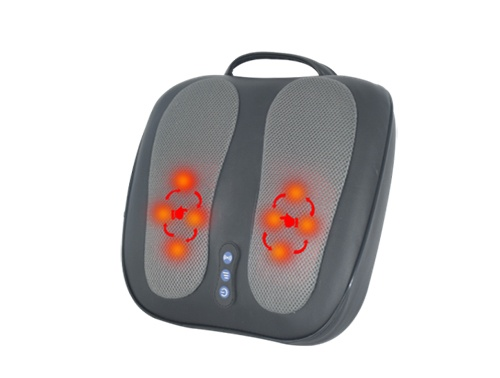 New Two-In-One Shiatsu Foot & Back Massager