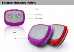 Heated Shiatsu Massage Pillow / Back shiatsu massager